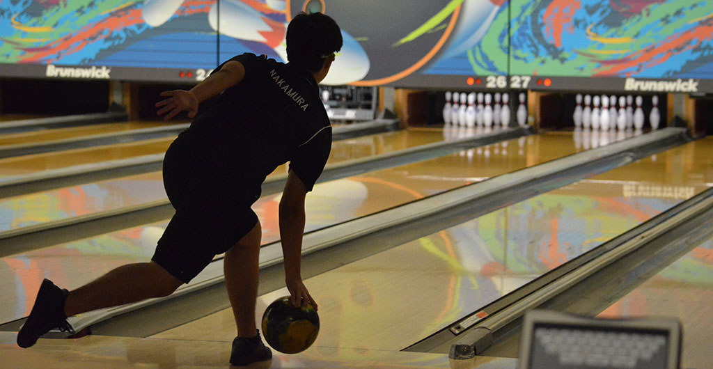 Bowling at Mid-Pacific